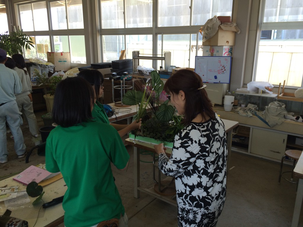 岡山県立興陽高等学校 課外授業4