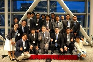 日本ガーデンセラピー協会設立記念1