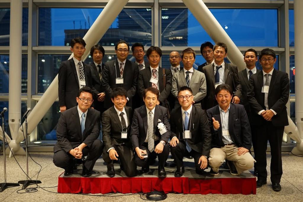 日本ガーデンセラピー協会設立記念2