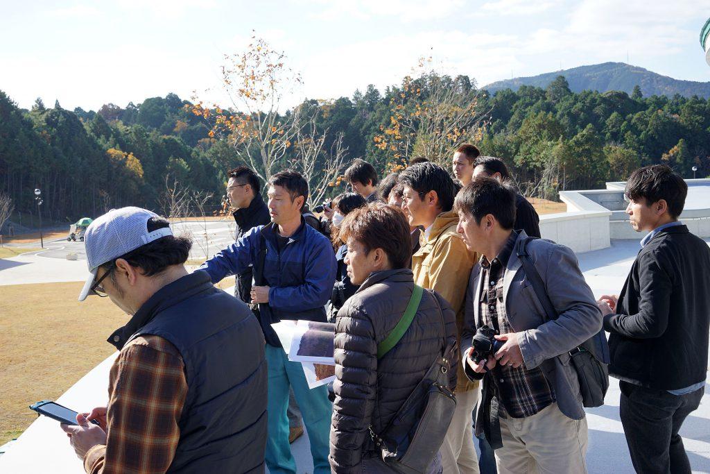 ガーデンサービス研究会京都研修2日目5