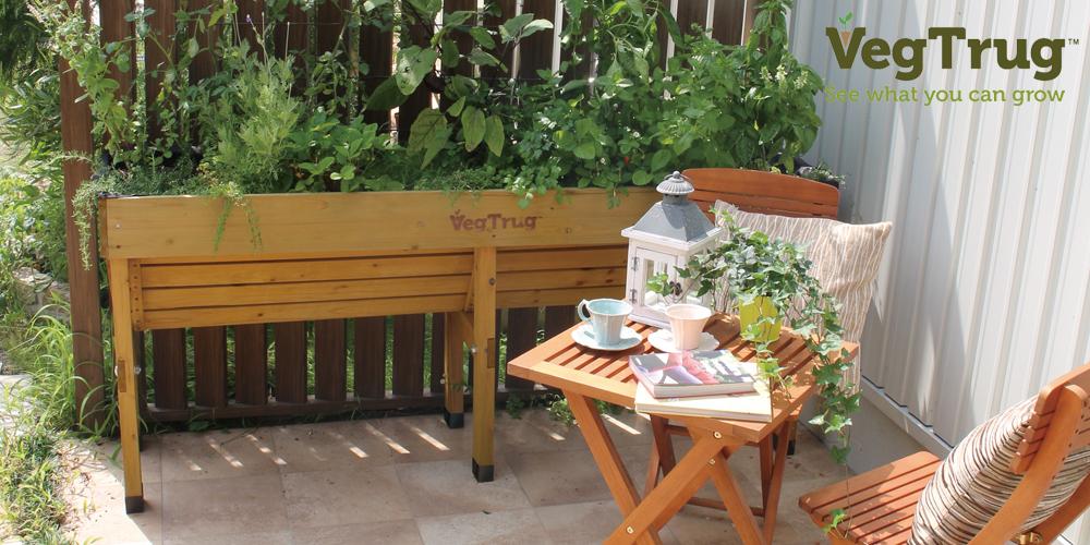 ベジトラグではじめよう菜園生活