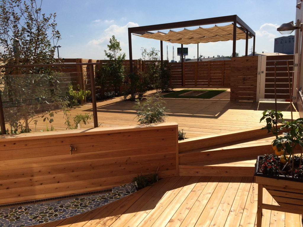 ちるりら保育園様園庭1